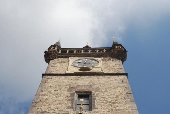 Isaac Freeman Clock 3-2