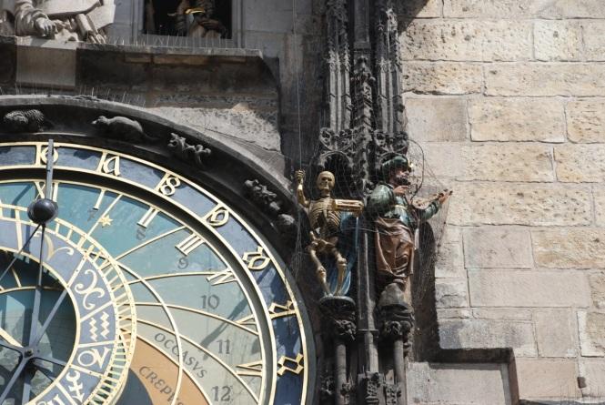 Isaac Freeman Clock 3