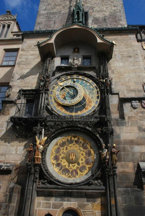 Isaac Freeman Clock